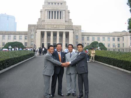 県内衆院4人