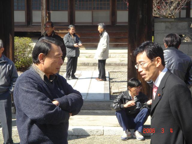 愛荘町選挙戦最終日