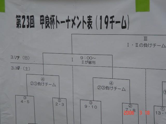 部落解放同盟呉竹子どもを守り育てる会杯少年野球大会2