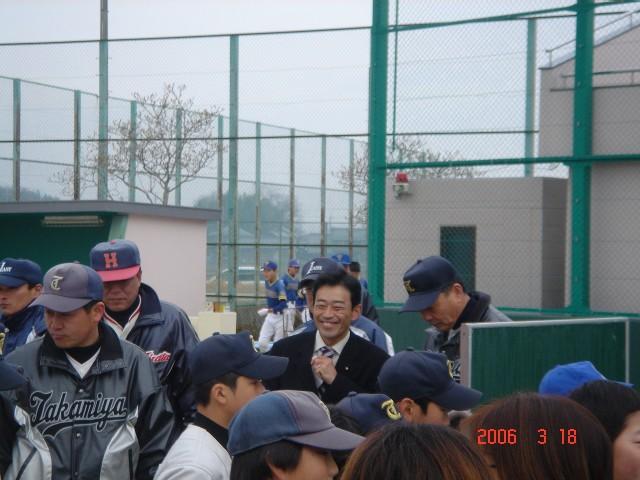 部落解放同盟呉竹子どもを守り育てる会杯少年野球大会4