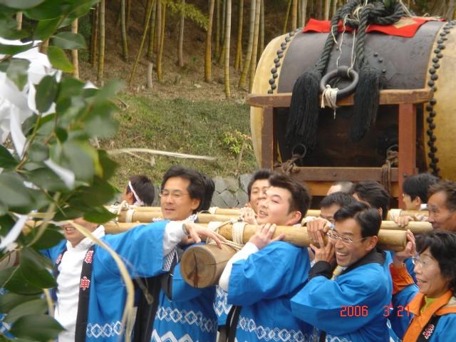 鳴宮神社杜祭り