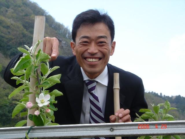 彦根リンゴ「嬉し会」2