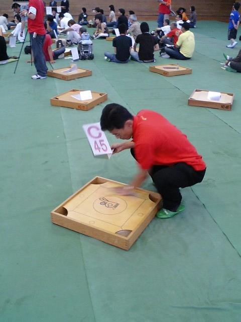 カロム選手権2