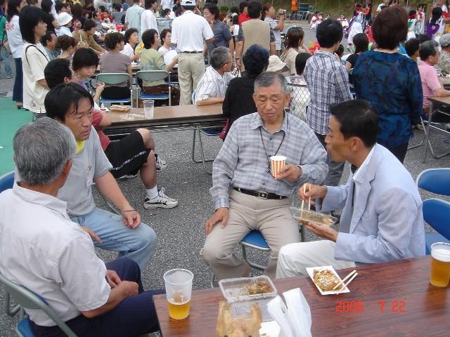 多賀町SKO夏祭り