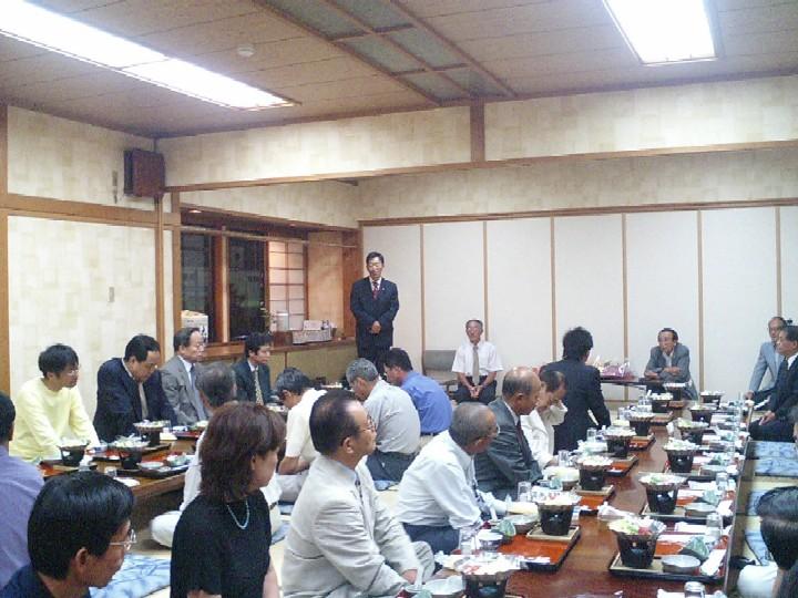 田中しょうご県議の県政報告会
