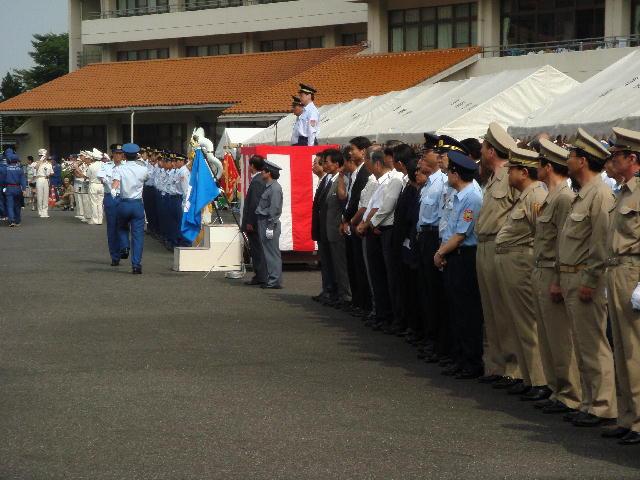 第42回滋賀県消防操法訓練大会
