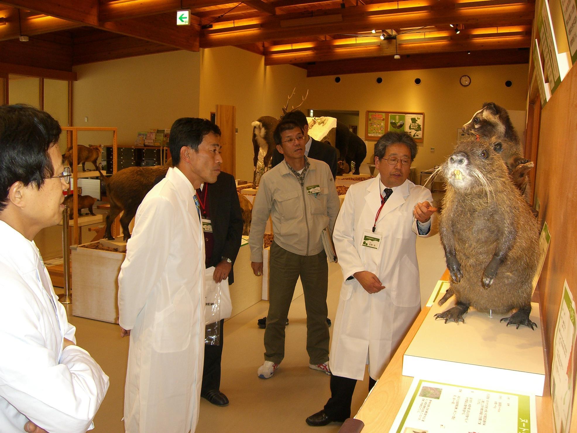 兵庫県森林動物研究センター(2)