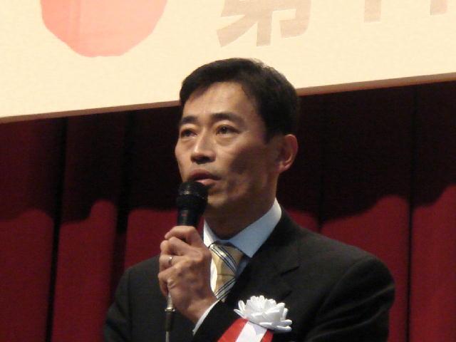 民主党滋賀県連定期大会(1)