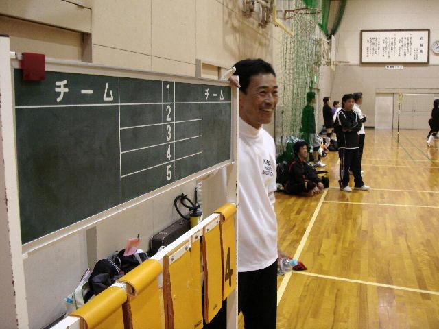 ビーチボール定例練習日