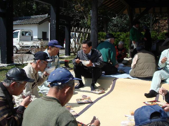 小谷城りんごの接木イベント(3)