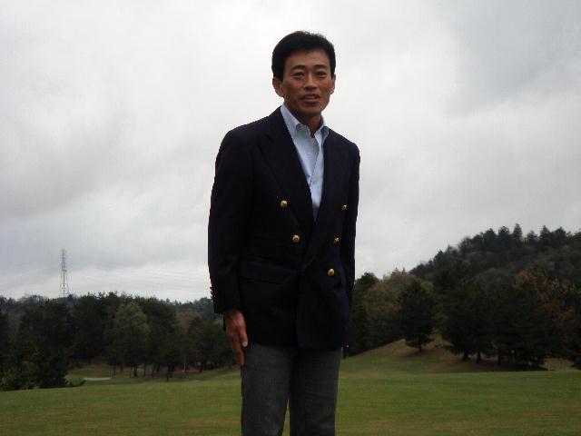 田島一成を囲むゴルフ大会(1)