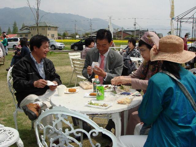 菜の花エコフェスタ2008