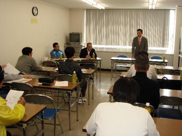 2008年滋賀県トライアスロン協会通常総会
