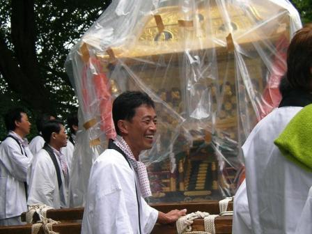 新神社春祭