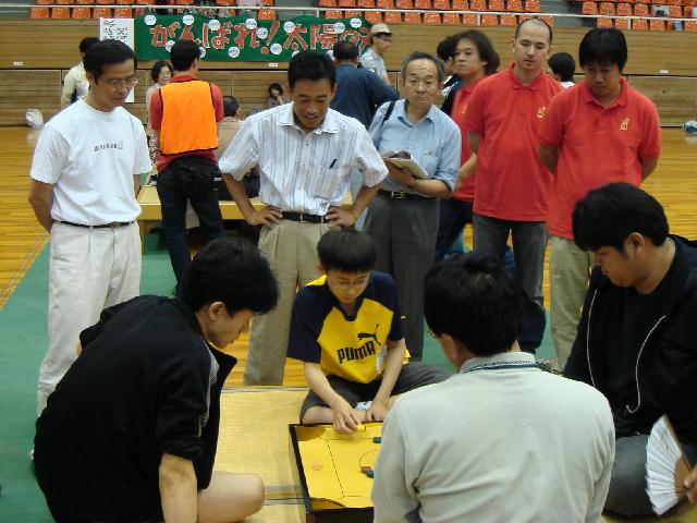 第21回カロム日本選手権大会