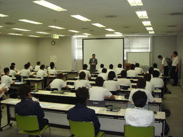 高田労組新入組合員研修会講演