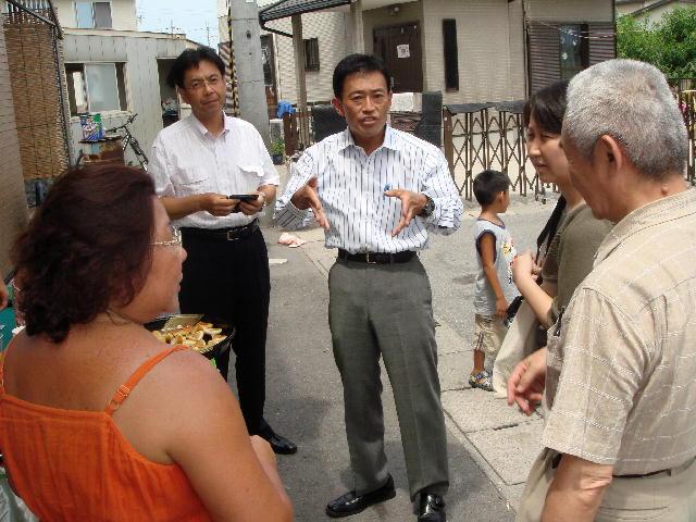 外国人学校「コレジオ サンタナ」(愛荘町)訪問(2)