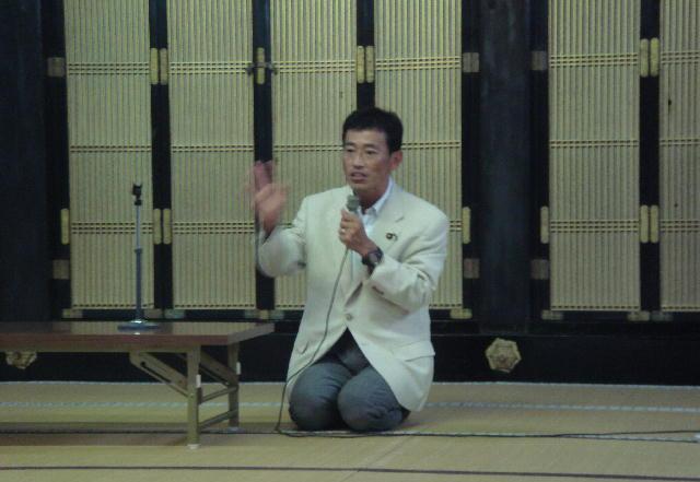 ミニ集会(伊香郡高月町)