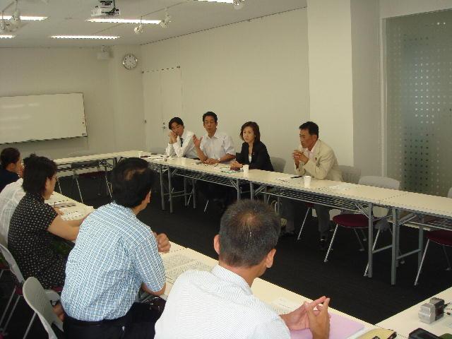 私学助成に関する懇談会