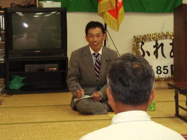 甲良町金屋ミニ集会(2)