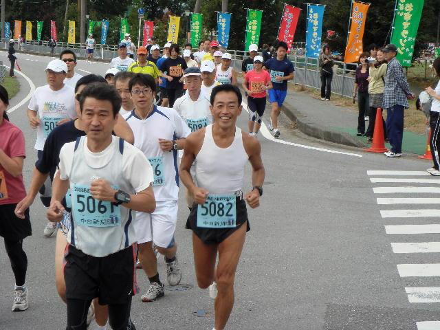 2008あざい お市マラソン