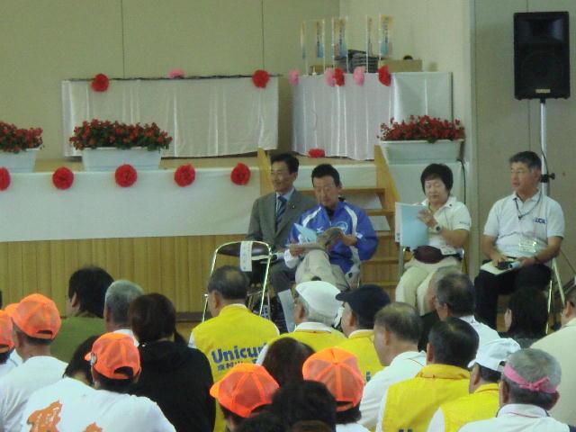 スポレク滋賀2008ユニカール(木之本)大会