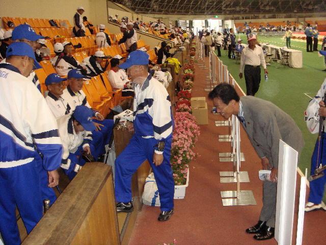 スポレク滋賀2008ゲートボール(長浜)大会