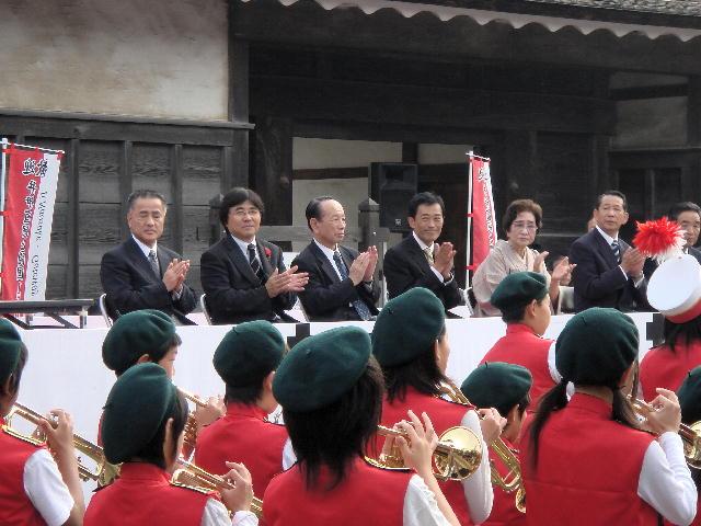 小江戸彦根の城まつりパレード