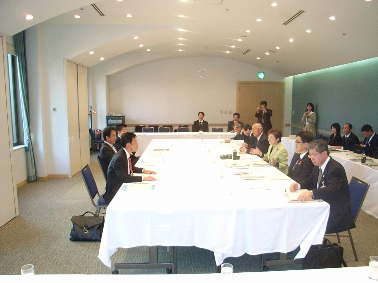 滋賀県重要施策説明会