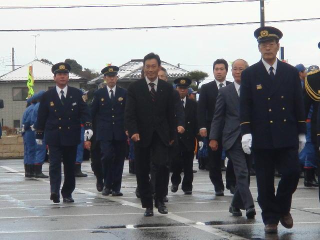 長浜市消防出初式(2)
