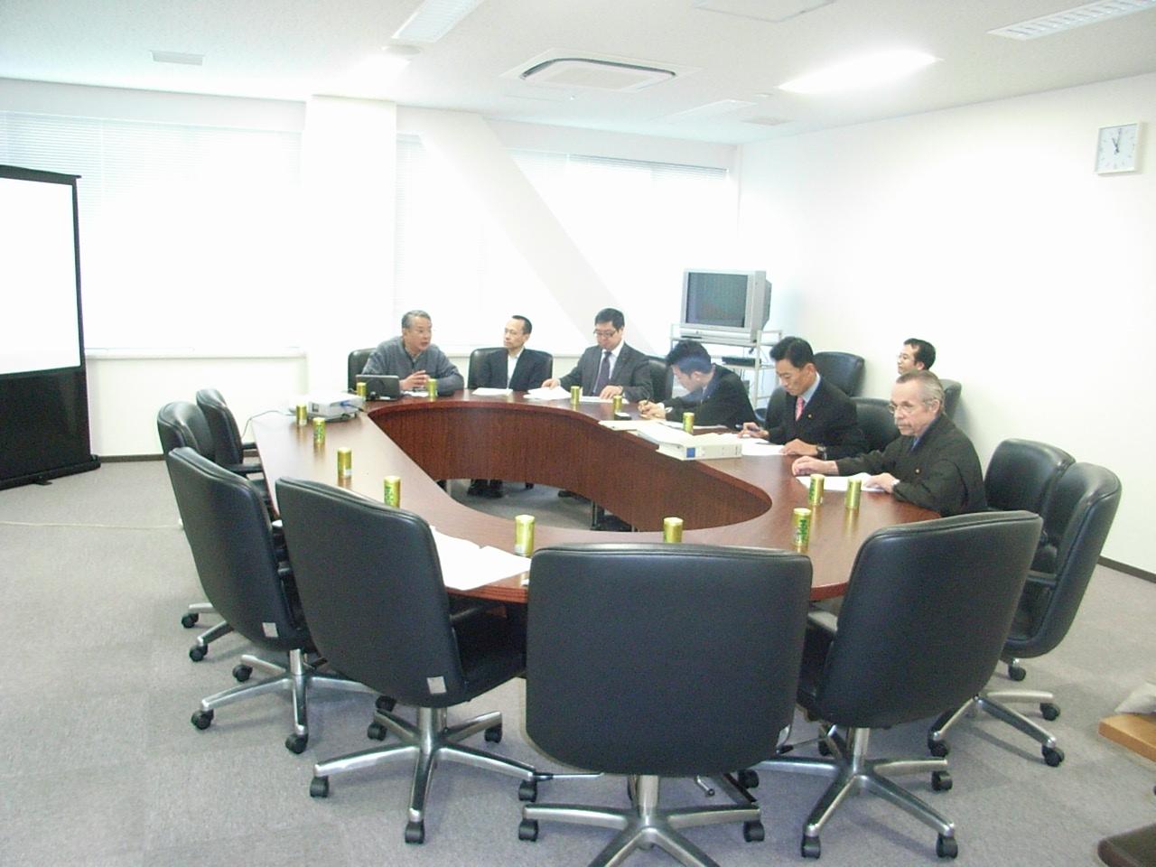 アスベスト対策小委員会役員会