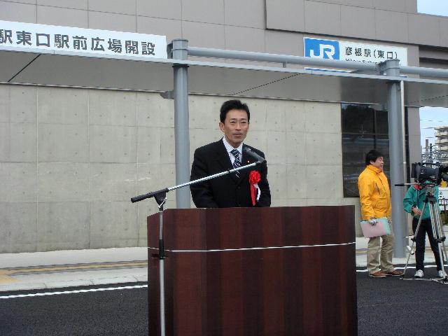 彦根駅東口まちづくりイベント(1)