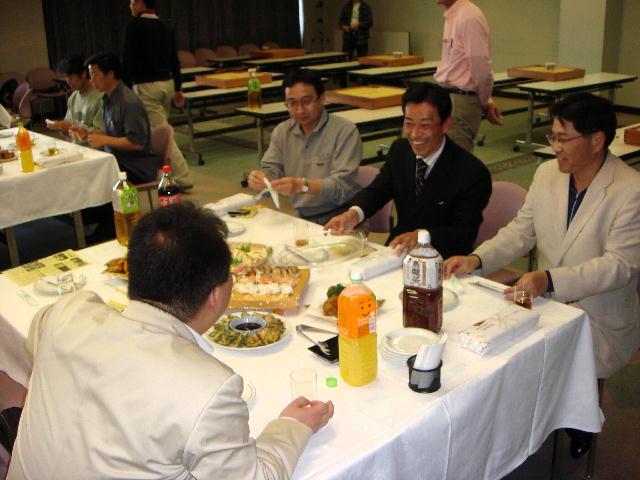 日本カロム協会2009年度通常総会懇親会