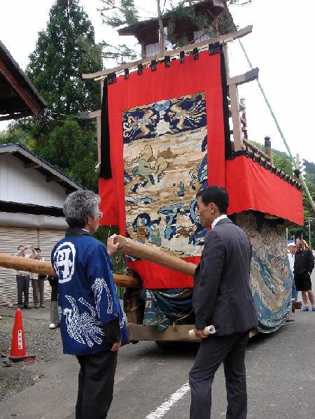 余呉町上丹生茶わん祭り(1)