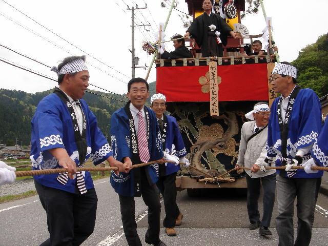 余呉町上丹生茶わん祭り(2)