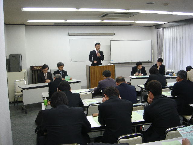 連合滋賀第2区地域協議会定期総会