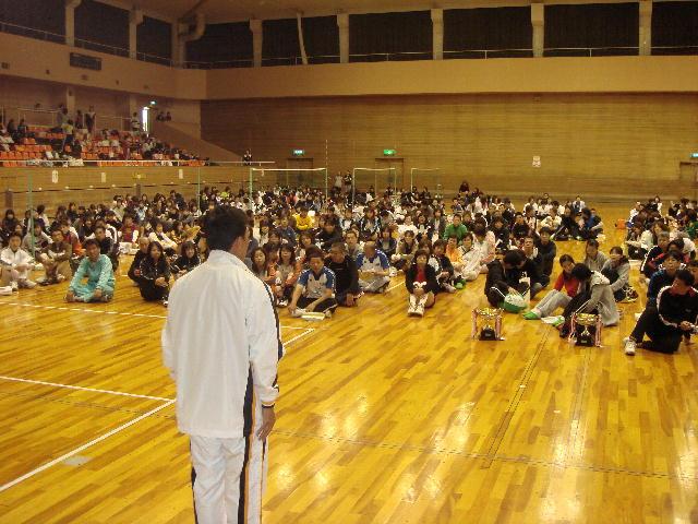 彦根市ビーチボール春季大会(1)