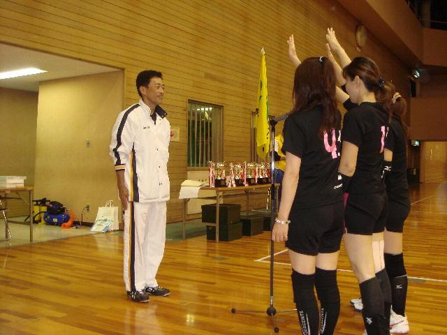 彦根市ビーチボール春季大会(2)