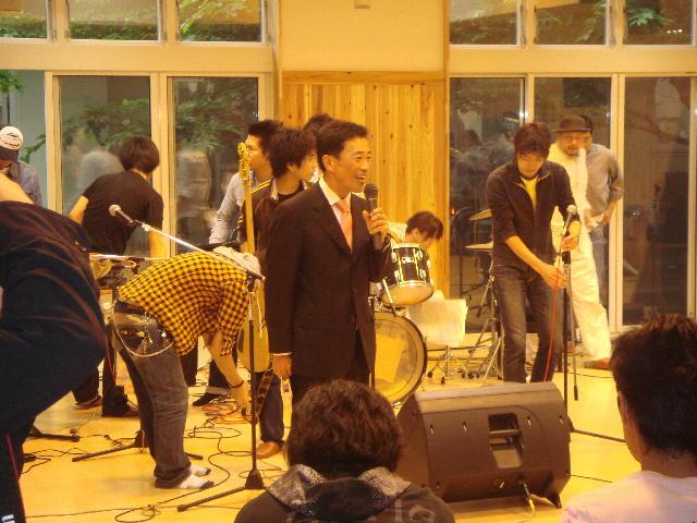 青い鳥会・彦根学園学園祭(2)