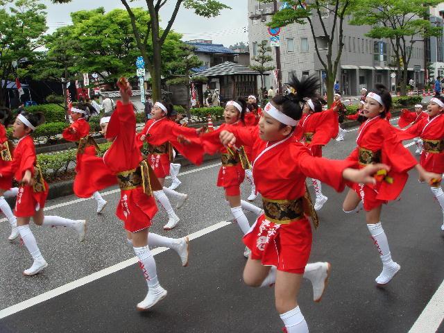 彦根よさこい春の舞(1)
