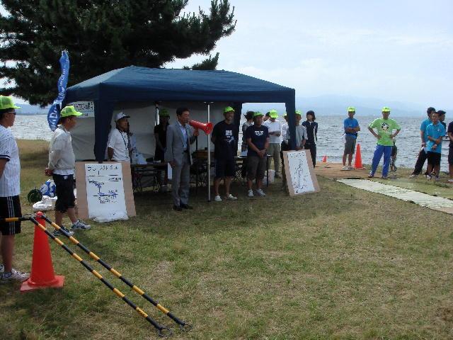 第10回記念湖北トライアスロンin南浜(1)