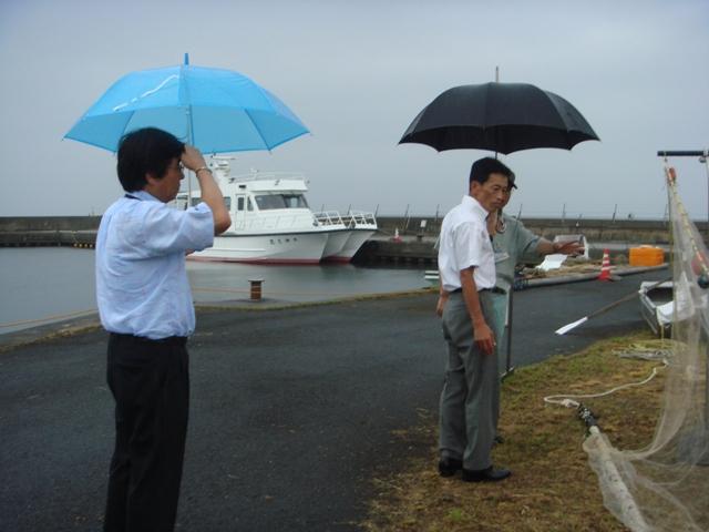 水産試験場一般公開