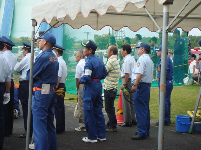 第44回滋賀県消防操法訓練大会