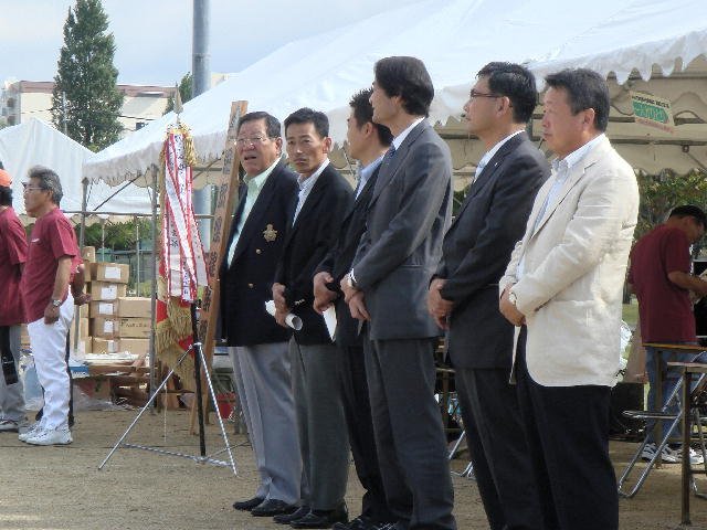 第35回滋賀県建築組合秋季運動会