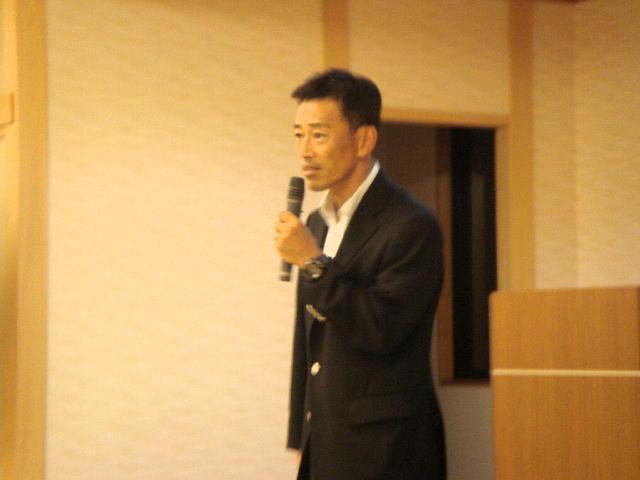 西澤善三後援会集会(2)