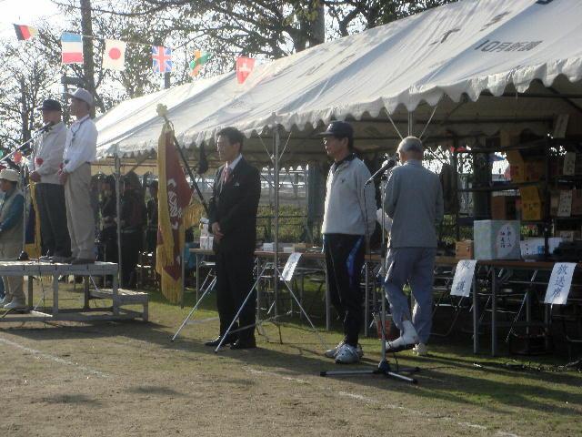 目加田地区運動会