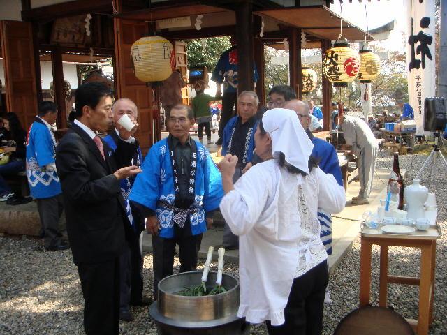 石清水神社秋季祭