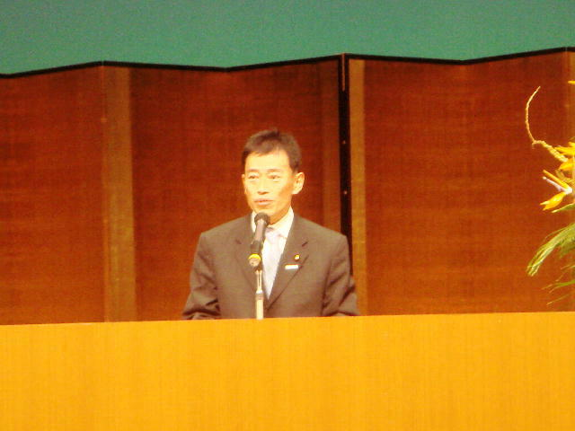 滋賀県戦没者遺族大会(2)
