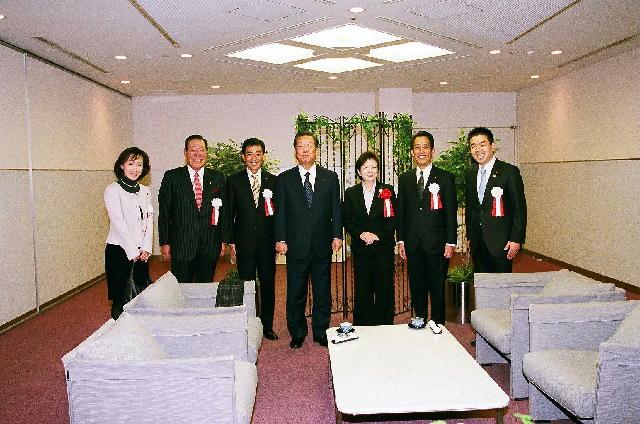 民主党パーティー2009in滋賀(3)