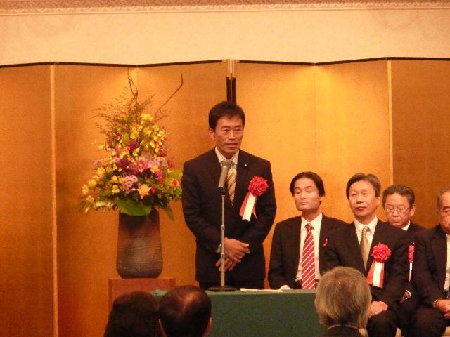 滋賀県脊髄損傷者協会創立30周年記念大会(2)